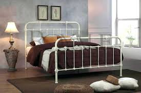 rustic metal bed frame – allspyder.com