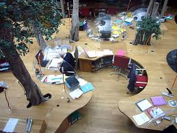 google office cubicles. View In Gallery Bubble Desk Workspaces Google Office Cubicles