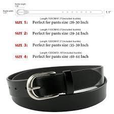 Alloy Jeans Size Chart Women Leather Belt Plus Size Jeans Design Belt Jasgood