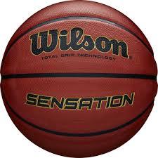 <b>Мяч баскетбольный Wilson Sensation</b> Sr 295 Bskt Or ...