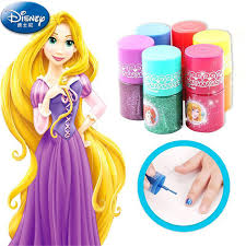 2019 New <b>Disney Water Soluble Fingerprint</b> Kids Cosmetic Makeup ...