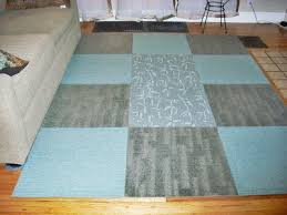 commercial carpet design. these are made w/commercial carpet samples, duct tape and some pad for commercial design h