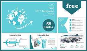 Travel Templates Free Travel Powerpoint Templates Design