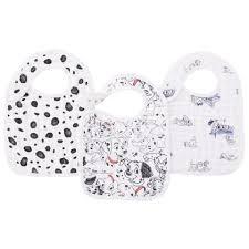 aden+anais Disney Snap <b>bib</b> слюнявчики 101 Dalmatians - Купить ...