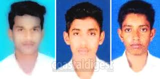 Three Teenage College Students Drown In River Netravati While