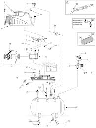 Air pressor pressure switch wiring diagram lovely c bell and