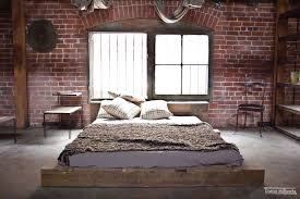 urban style bedroom ideas. Unique Ideas 6 Bedroom With Brick Wall Inside Urban Style Ideas T