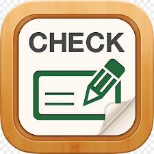 Mobile App App Store Cheque Ios Size Checkbook Icon Png Download