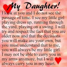 Love Quotes For Your Daughter