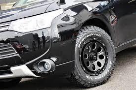 アウトランダー タイヤ サイズ