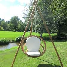 swing chair stand circa swing chair with stand hammock swing chair stand diy