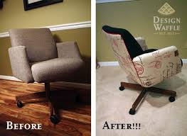 reupholster office chair best led desk lamp