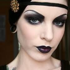love the makeup tt 1920s flapper
