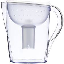 Brita Pacifica Water Filter Pitcher White 10 Cup 4824 WRHEL