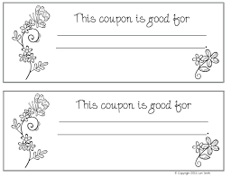 free coupon template word coupon book template word blank coupon template printable within