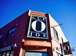 Then they had trouble pronouncing cappuccino so they named it cuppa joe. Cup O Joe
