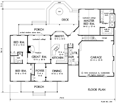 bonus room above garage plans designs 5 bedroom house