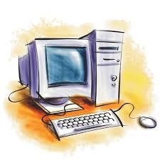 Computer Clip Art Computer Clipart Clip Art Vergilis Wikiclipart