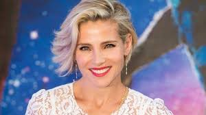 elsa pataky attends guardians of the galaxy