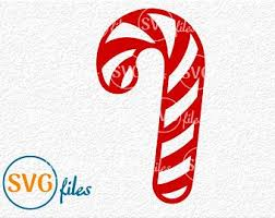 Download our free svg files and use them in your electronic cutter such as silhouette and cricut machines. Candy Cane Svg Etsy