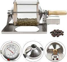 Amazon's choice for stove top coffee roaster. Amazon Com Coffee Roaster Household Gas Coffee Roaster Machine Coffee Bean Baker Coffee Bean Roaster Machine For Cafe Shop Home 13v 3a Kitchen Dining