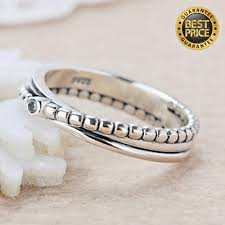 NEW <b>100</b>% <b>Authentic 925 Sterling</b> Silver My Princess Stackable ...