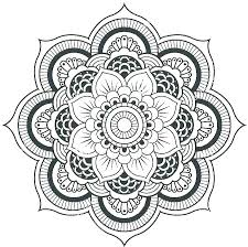 Floral Pattern Coloring Pages Pattern Coloring Pages Flower Coloring