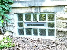 glass block basement windows cost glass block basement windows cost glass block window installation large size