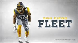 San Diego Fleet Loses First Home Game On Field Goal By Ex