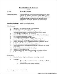 stock clerk resume no experience cipanewsletter best photos of office clerk resume templates general office office