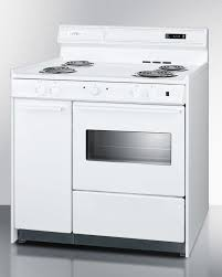 white electric range. Deluxe 220V White Electric Range With Clock/timer And Oven Light In 36\u0027 D