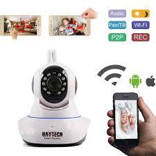 <b>DAYTECH</b> 1080P <b>Wireless IP</b> Camera <b>2MP WiFi</b> Home Security ...