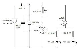 night light wiring diagram night image wiring diagram solar light circuit diagram the wiring diagram on night light wiring diagram