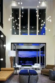 decoration lighting for high ceilings living room modern with area rug art work image by