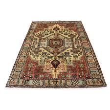4 6 x6 pure wool hand knotted new persian hamadan oriental rug