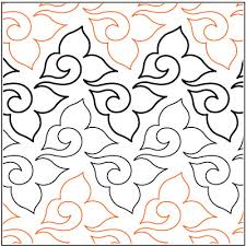 Verdant quilting pantograph pattern by Lorien Quilting & Verdant-quilting-pantograph-pattern-Lorien-Quilting.jpg ... Adamdwight.com