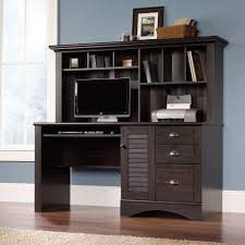 corner office desk hutch. Best Corner Desk With Hutch For Home Office: Classic Your Office