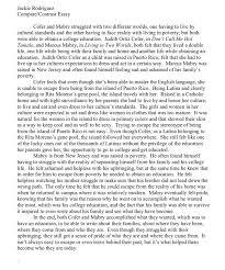 College Vs High School Essay Compare And Contrast Compare And Contrast High School And College Essay