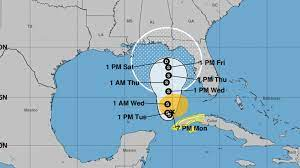 Tropical storm warnings canceled across ...