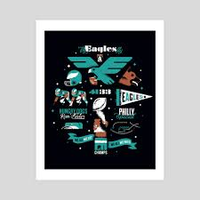 See more of champs sports on facebook. Philadelphia Eagles Super Bowl Champs An Art Print By Erikas C Inprnt