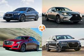 7 Great Used Luxury Cars Under 20 000 For 2020 Autotrader