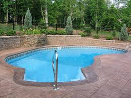 Fiberglass Swimming Pool Designs Best Decorating Design