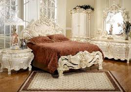 Imposing Design French Provincial Bedroom Furniture White French