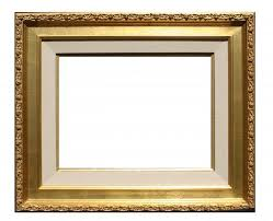 Thomas Kinakde Museum Quality Empty Ready-Made Canvas Frame: