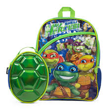 under armour lunch box. kids teenage mutant ninja turtles backpack \u0026 shell lunch box set under armour