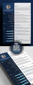 Best 25 Free Creative Resume Templates Ideas On Pinterest Free