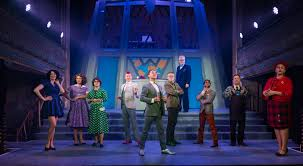 how to succeed in business out really trying my theatre my there s not anything groundbreaking or spectacular in this production of how to succeed in business out really trying at wilton s music hall