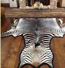 zebra skin rug picture gallery zebra skin rugs for south africa