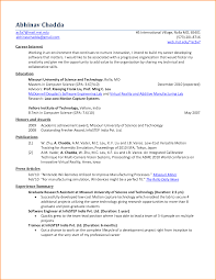 Useful Resume Writing Samples For Freshers Engineers For Sample