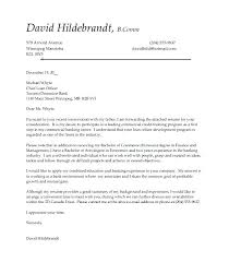 Cover Letter Examples Finance Cover Letter For Finance Job ...